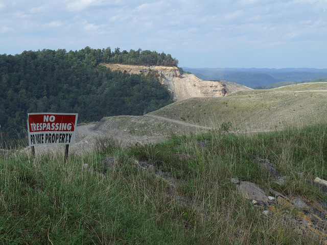 Appalachia starts long, scary slog beyond mining